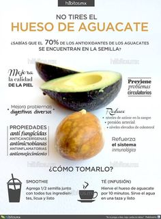 Hábitos Health Coaching | NO TIRES EL HUESO DE AGUACATE