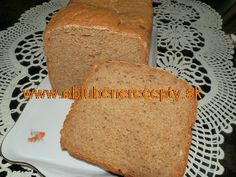 Domáca pekáreň Bread, Food, Meal, Essen, Hoods, Breads, Meals, Sandwich Loaf, Eten