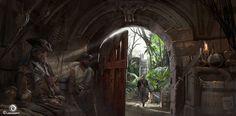 Rum Room - Characters & Art - Assassin's Creed IV: Black Flag