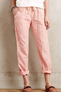 Casual cropped straight-leg pants #cropped, #Ad, #Casual, #straight, #pants #Adver