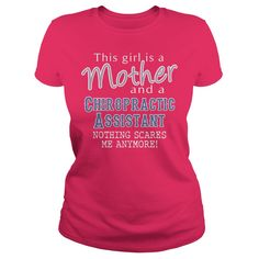 Awesome Tee For Chiropractic Assistant T-Shirts, Hoodies. GET IT ==► https://www.sunfrog.com/LifeStyle/Awesome-Tee-For-Chiropractic-Assistant-102226944-Hot-Pink-Ladies.html?id=41382