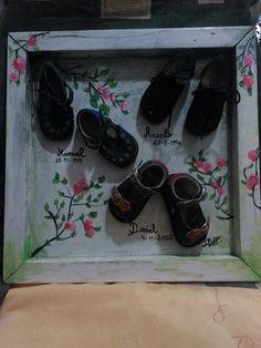 Cuadro primeros zapatos
