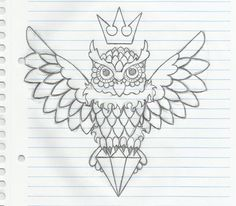 This on the thigh! I would love it. Owl tattoos are great!