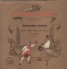 Il Signor Brusching English Vinyl LP