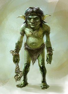 Goblin by dron111.deviantart.com on @deviantART