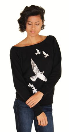 GIVE & GET promo on now! Trail Bird Sweatshirt because rest days are the best days!