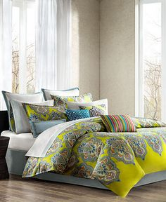 Echo Rio Comforter and Duvet Cover Sets - Bedding Collections - Bed & Bath - Macy's