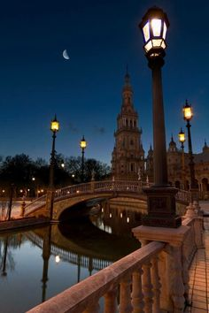 Plaza de España, Sevilla. Andalucía
