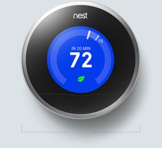 Nest Thermostat, $250. A thermostat that understands your behavior and helps you save on your utility bills is your friend. Give it to someone with an open, airy house.