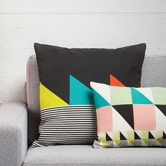 eu.Fab.com | Gullfuglen Cushion The Fabrick . . . what great cushions. £75