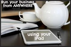 How to Run Your Business from Your iPad