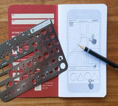 Everyday Carry Kit by UI Stencils, available at www.studioalt.co