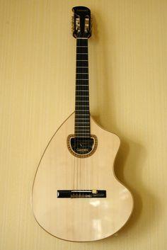 Giannini Nylon Guitar (1978). my favorite !