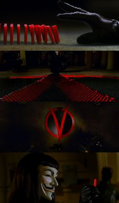 "moviesinframes: ""V for Vendetta, 2005 (dir. James McTeigue) By herz-aus-glas [Note: this is a re-frame. V For Vendetta 2005, V For Vendetta Quotes, V For Vendetta Movie, V Pour Vendetta, Vendetta Mask, V For Vendetta Wallpapers, Ideas Are Bulletproof, The Fifth Of November, Hacker Wallpaper"