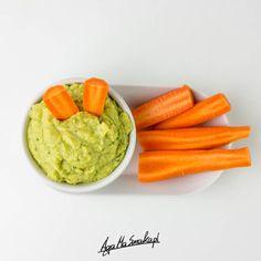 Co zamiast chleba? - 10 pomysłów na zamienniki pieczywa ⋆ AgaMaSmaka - żyj i jedz zdrowo! Guacamole, Vegetarian Recipes, Cooking, Ethnic Recipes, Drink, Diet, Kitchen, Beverage, Brewing