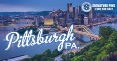 Want to make your town more tourist-friendly? Promote it with pins, just like Pittsburgh did: https://signaturepins.com/…/pittsburgh-pennsylvania-lapel-p…'s-rich-history  #SignaturePins #PromoteYourTown #GiftsForYourTourists