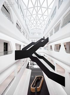 Hallucinate Design Office Dreams Up the Interiors at China's Maike Group Towers…