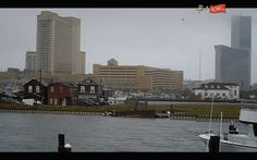 New camera view in #AtlanticCity - Camera #1 - Gardners Basin, Harrahs & Golden Nugget