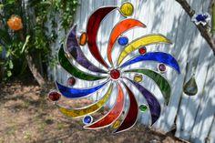Twirly Gig - in Rainbow