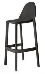 Tabouret de bar design noir