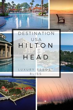 Top Hilton Head Resorts