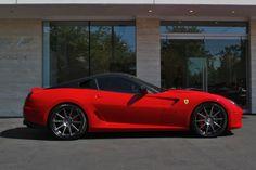 2007 Ferrari 599 GTB | Flickr - Photo Sharing!