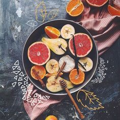 Citrus inspiration. Beautiful photo by @mimi_brune and edited by #doodlesnap!
