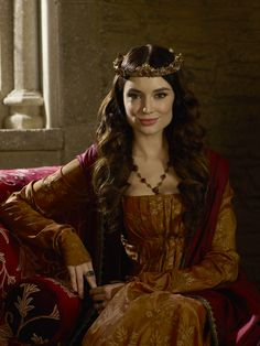 Mallory Jansen as Madalena in Galavant