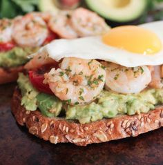 22 New Ways to Upgrade Your Avocado Toast