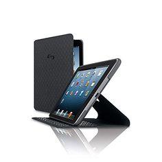 Solo Reflex Slim Case for iPad  mini, Black, ACV255-4
