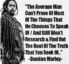 Damian marley quote
