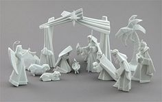 Porcelain Origami 15 Piece Nativity Set with Animals and Backdrop One Hundred and Eighty Degrees http://www.amazon.com/dp/B00NHXVWGS/ref=cm_sw_r_pi_dp_aP7Qvb1H6GM67