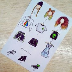 Alien season 👽💋 – What is your outfit? 💬… – Alien Season 👽💋 – Was ist dein Outfit? Kawaii Drawings, Art Drawings Sketches, Disney Drawings, Easy Drawings, Fashion Design Drawings, Fashion Sketches, Bild Girls, Art Du Croquis, Arte Fashion