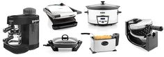 HOT deals on Bella Small Appliances at Macy's. Choose slow cooker, panini grill, deep fryer, espresso maker, waffle maker or electric skillet.