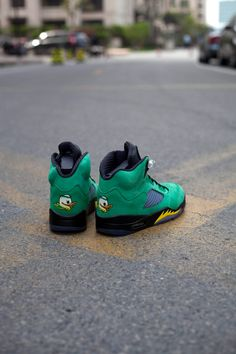 ee018c0d2f7a Air Jordan 5 Oregon Duck Promo  Jordan Nike jordanhead Jordanbrand  jordanretro xclusive23 basketballshoes