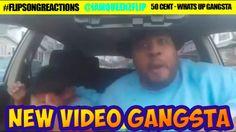 #flipsongreactions (iamqueenzflip)| 50 cent - whats up gangsta NEW VIDEO
