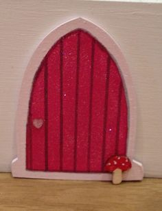 """Fairy door """"Do you believe"""" tooth fairy. Leave a tooth or dummy out for the fairies, and let your imagination run wild with fairy stories your child will love. Do You Believe, Tooth Fairy, Your Child, Fairies, Imagination, Kids Room, Doors, Ebay, Faeries"""
