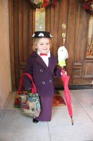 Clearwater Cottage: How to Make a Mary Poppins' Hat and Bird Umbrella Mary Poppins Halloween, Mary Poppins Hat, Mary Poppins Costume, Halloween Fun, Halloween Costumes, Run Disney Costumes, Running Costumes, Toddler Costumes, Family Costumes
