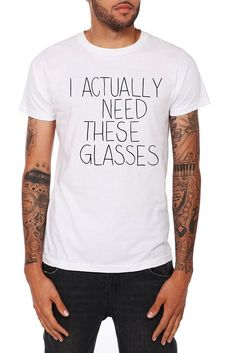 $15 Tees | Deals - I Actually Need These Glasses