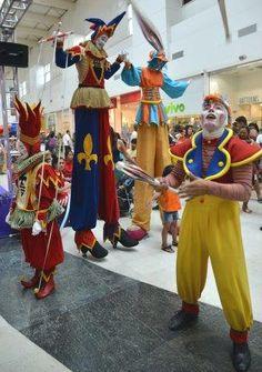 No Dia das Crianças, o Shopping Grande Rio promoverá uma programação infantil especial para os pequenos. A entrada é Catraca Livre.
