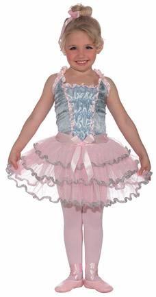Ballerina Princess Deluxe Girl Costume