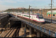 Renfe Alstom-CAF class 104 at Madrid, Spain by Jesus Portas