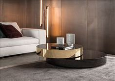 Minotti Ipad - COFFEE TABLES - EN | BENSON