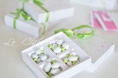 scatola confetti degustazione - Cerca con Google