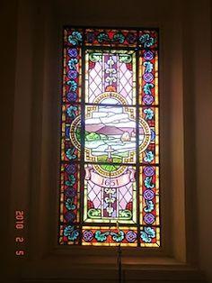I LOVE Florianopolis: Cathedral vitrals ... vitrais da Catedral