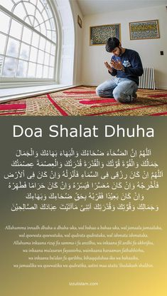 Doa Shalat ------- dua / doowa after pray duha in the morning, may Allah bless our day. Pray Quotes, Quran Quotes Love, Quran Quotes Inspirational, Islamic Love Quotes, Muslim Quotes, Life Quotes, Hijrah Islam, Doa Islam, Islam Religion