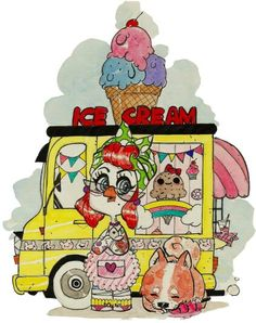 Ice cream Pigù