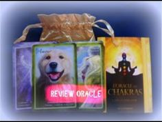 REVIEW L'ORACLE DES CHAKRAS+TIRAGE1CARTE (CARYN SANGSTER) - YouTube
