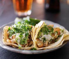 "Diaporama ""50 choses à goûter ABSOLUMENT avant de mourir"" - Tacos au poisson"