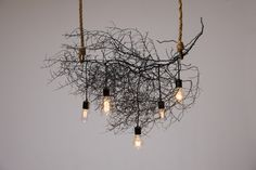 The Native Chandelier Horizontal — The MiA (Made in America) Project